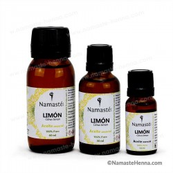 Limón- Aceite Esencial Puro - Namasté