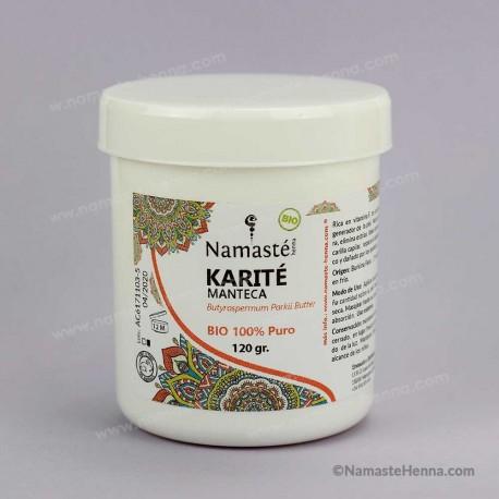 Karité Manteca BIO - Primera Presión en Frío - Namasté
