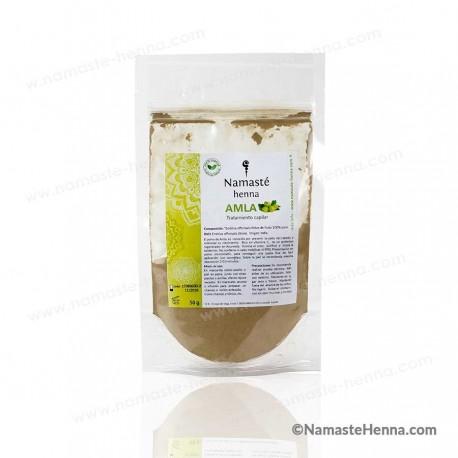 Amla - Amaliki Natural en Polvo - 100% Puro