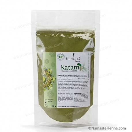 Katam - Marrones con Henna