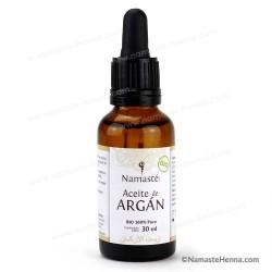 Aceite Puro de Argán 30 ml - Namasté