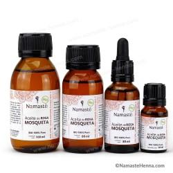 Rosa Mosqueta - Aceite Vegetal Puro BIO - 100 % Natural