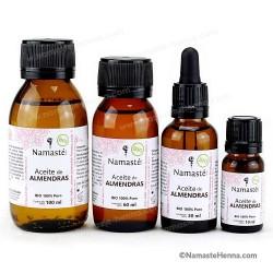 4 Aceite de Almendras