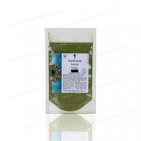 Indigo Puro en Polvo - Cultivo Biológico - 50 g
