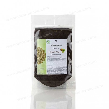 Polvo de Nuez Puro en Polvo - 50 g