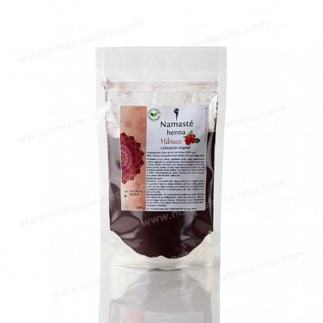 Hibisco en Polvo Puro de Flor - 100 g - 100% Natural