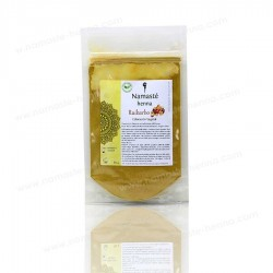 Ruibarbo Puro - 50 g - Polvo de Raiz 100% Natural