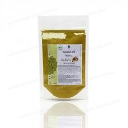 Ruibarbo Puro - 100 g - Polvo de Raiz 100% Natural
